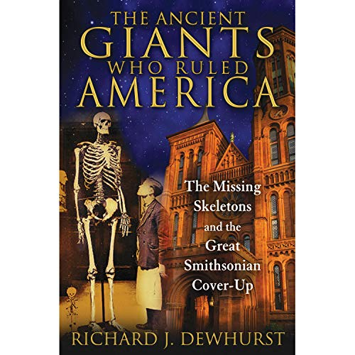 The Ancient Giants Who Ruled America audiobook cover art