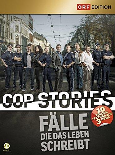 CopStories: Staffel 1 [3 DVDs]