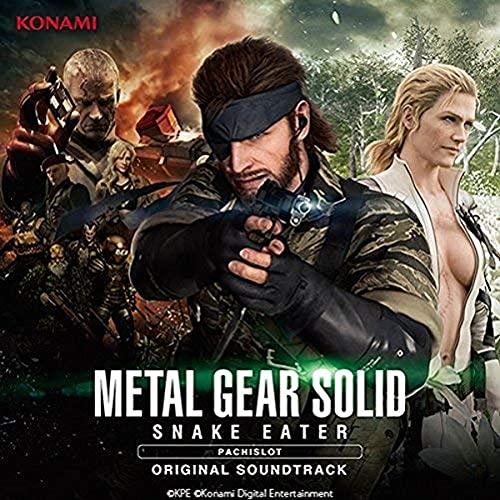 Metal Gear Solid Snake Eater Original Soundtrack