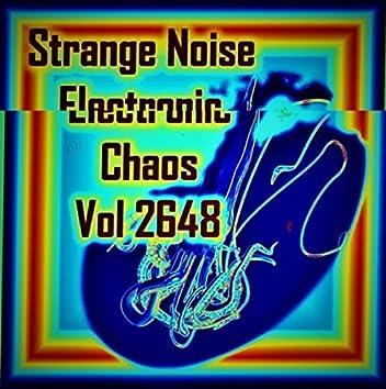 Strange Noise Electronic Chaos Vol 2468