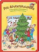 Pixi Adventskalender mit Weihnachtsbaum: mit 24 Mini-Pixi
