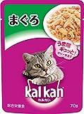 カルカン パウチ 成猫用 1歳から まぐろ 70g×16袋入り [キャットフード]