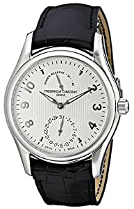Frederique Constant Men's FC-720RM6B6 Runabout Automatic Silver Roman Numerals Dial Watch image