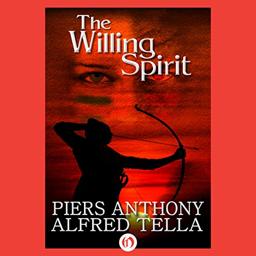 The Willing Spirit audiobook cover art