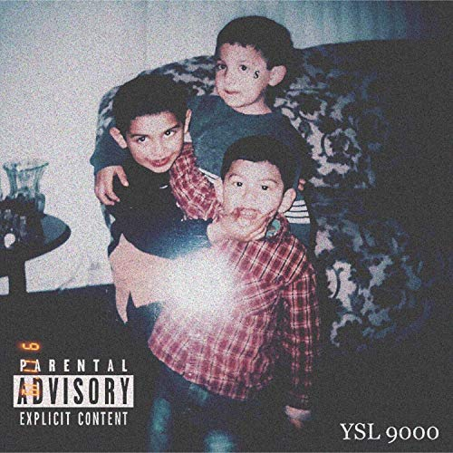 Jeans Saggin' (feat. Ysl.9000) [Explicit]