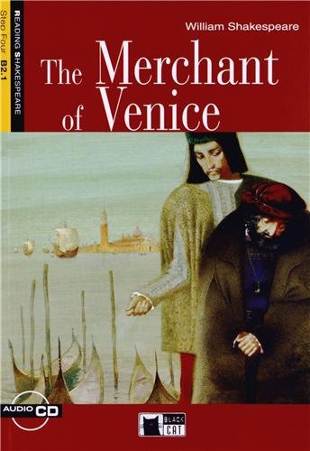 The Merchant of Venice + CD, Collana Reading and Training: The Merchant of Venice + audio CD