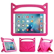 Compatibility: Exclusively designed for Apple iPad Mini 4 / iPad Mini 3 / iPad Mini 2 / iPad Mini (Model Number:A1538 / A1550 / A1432 / A1454 / A1455 / A1489 / A1490 / A1491 / A1599 / A1600). When you orders tablet case, please refer to these model n...