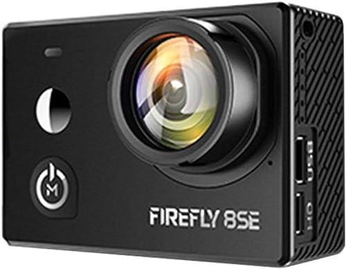 a la venta Comomingo Firefly 8SE 8SE 8SE 4K 170 ° Gran Angular WiFi BT FPV HD Cámara a Prueba de Agua para RC Drone (negro)  producto de calidad