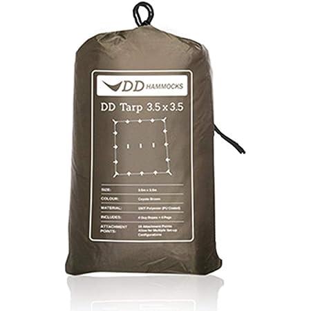 DD Tarp 3.5 x 3.5 - Coyote Brown [並行輸入品]