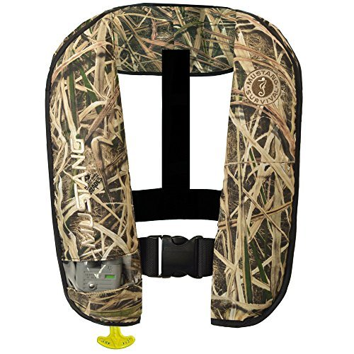 Mustang Survival MD2016-261 Mit 100 Inflatable Automatic Pfd, Camo by Mustang Survival