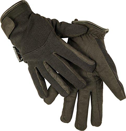 HKM Thinsulate Winter Reithandschuhe schwarz L