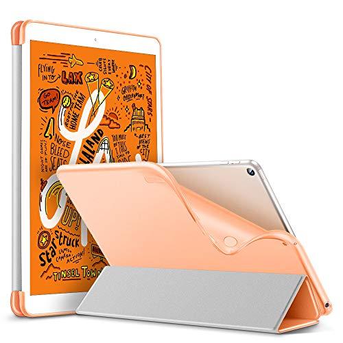 ESR Hülle kompatibel mit iPad Mini 5 2019 7.9 Zoll - Ultra Dünnes Smart Hülle Cover mit weiche TPU Backcover - Auto Schlaf-/Aufwachfunktion - Kratzfeste Schutzhülle für iPad Mini 7.9