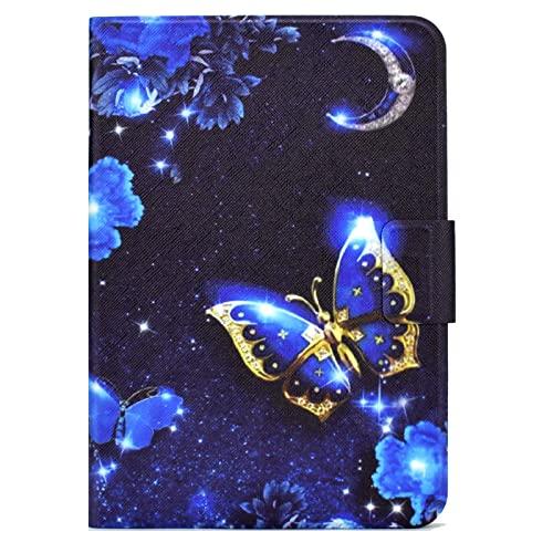 JIan Ying - Funda para iPad mini (2021), diseño de mariposa