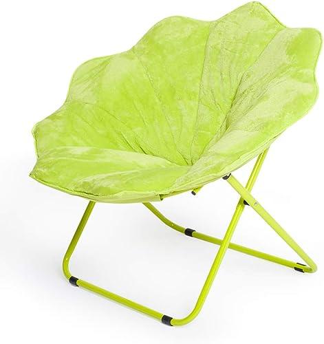 LE Chaises pliantes d'extérieur Grande Chaise Lune Home Chaise Lazy Fauteuil Chaise Longue Chaise Ronde