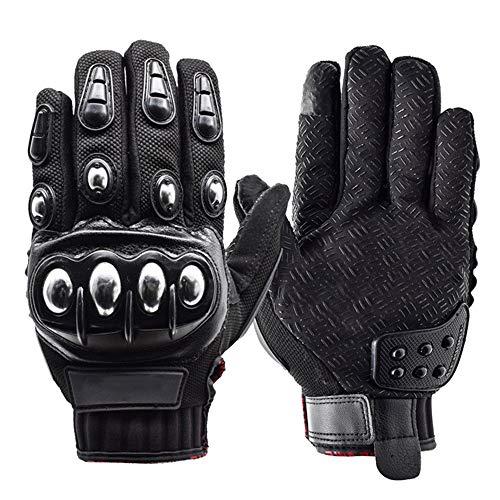WJH Off-Road lange vingerhandschoenen, klimmen hard shell beschermende volledige vinger handschoenen - Geschikt voor fietsen/limbing/skiën/schaatsen/outdoor sport