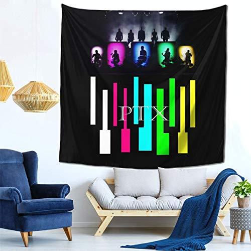 Pentatonix-Kansas-City-Concert Tapestry 5959 Inch Wall Hanging Dormitory Decoration Art Bedroom Living Room