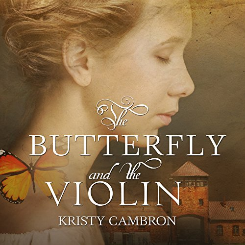 The Butterfly and the Violin audiobook cover art