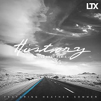 History (Miles Away Remix)