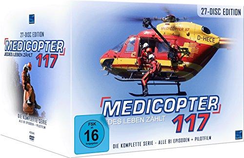 Die komplette Serie & Pilotfilm (27 DVDs)