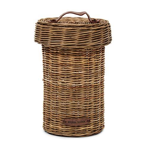 Rivièra Maison Rustic Rattan Biscuit Barrel