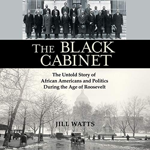 The Black Cabinet audiobook cover art