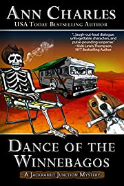 Dance of the Winnebagos (Jackrabbit Junction Humorous Mystery Book 1)