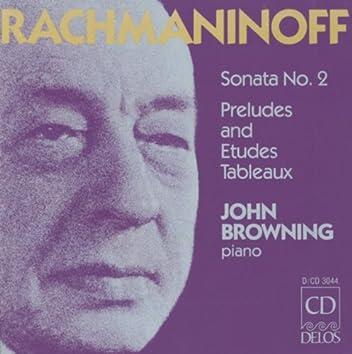 Rachmaninov, S.: Piano Sonata No. 2 / 10 Preludes / Etudes-Tableaux / Moments Musicaux / Daisies