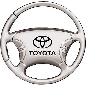 Toyota Keychain & Keyring - Steering Wheel