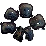 <span class='highlight'><span class='highlight'>Gaoominy</span></span> Guard Knee Pads and Elbow Pads Support Safety Protective Pads Set for Adult Skate Protective Gear