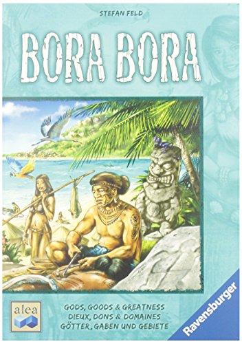 Ravensburger Alea 26915 - Gioco di strategia Bora Bora [Lingua Tedesca]