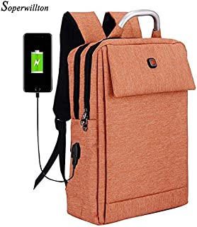 Brand Men Backpacks 15.6