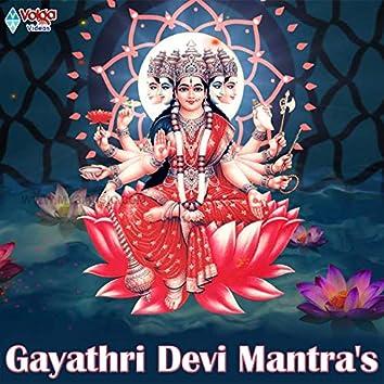 Gayathri Devi Mantras