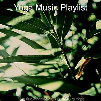 Harp duo - Background for Chakra Yoga