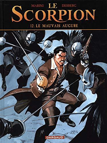 Le Scorpion - tome 12 - Le Mauvais Augure