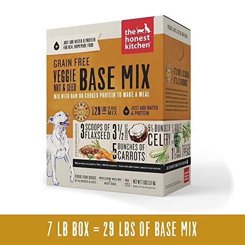 The Honest Kitchen Human Grade Dehydrated Grain Free Base Mix Dog Food