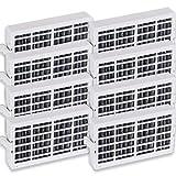 Ultra Durable W10311524 Filtro de aire de refrigerador pieza de repuesto por Blue Stars – Ajuste exacto para refrigeradores Whirlpool & KitchenAid – reemplaza AIR1, W10315189, W10335147 –...