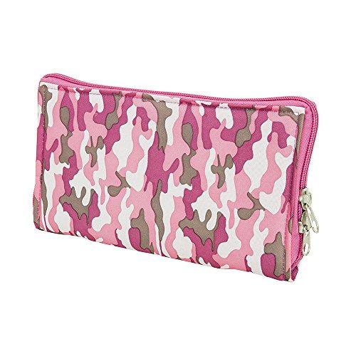 VISM by NcStar Rangebag Insert, Pink Camo (CV2904P)