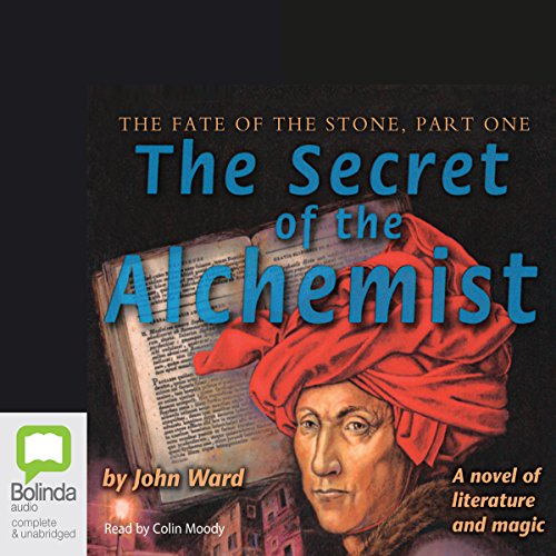 The Secret of the Alchemist audiobook cover art