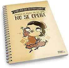 Amazones Libretas Con Frases Originales