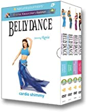 Bellydance Fitness for Weight Loss featuring Rania (Cardio Shimmy/Bellydance Boogie/Hip Drop Hip Hop/Pure Sweat) by Cerebe...