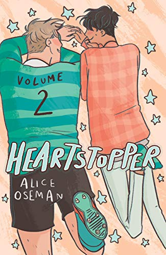 Heartstopper Volume Two (English Edition) di [Alice Oseman]