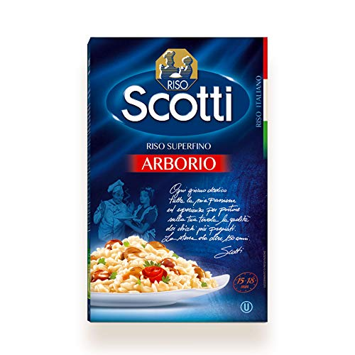 Risotto Reis Scotti Arborio - Arroz de punta larga