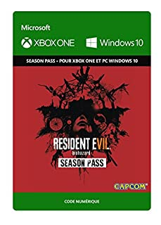 Resident Evil 7 Biohazard: Season Pass [Xbox One/Win 10 PC - Code jeu à télécharger] (B01MXVC9SA) | Amazon price tracker / tracking, Amazon price history charts, Amazon price watches, Amazon price drop alerts