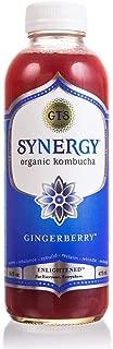 GT's Kombucha - Gingerberry 16oz