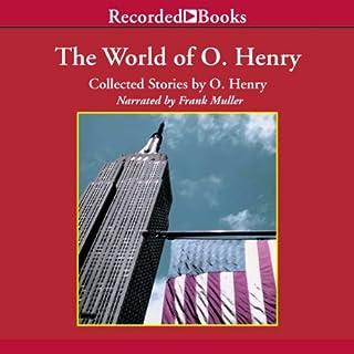 The World of O. Henry audiobook cover art