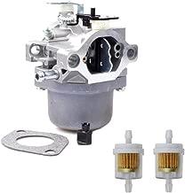 Cnfaner Carburetor for Briggs & Stratton Walbro LMT 5-4993 with Gasket Filter Fuel line kit