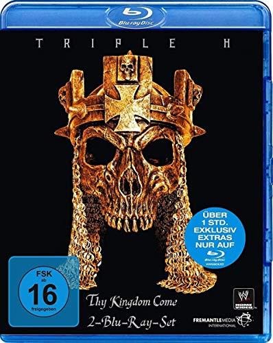 Triple H - Thy Kingdom Come [Blu-ray]