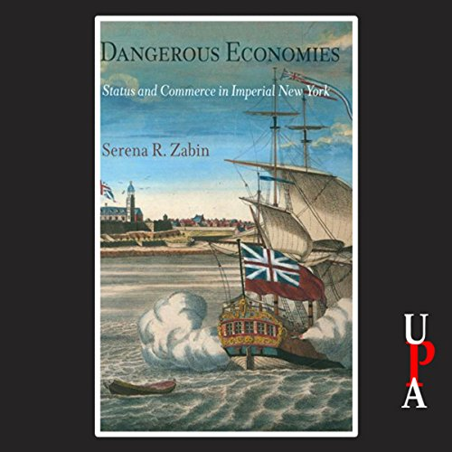 Dangerous Economies audiobook cover art