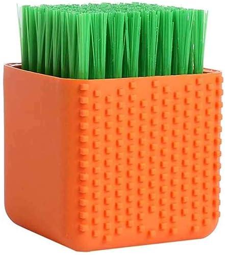 Selaurel Silicone Laundry Scrub Brush Multi-use Household Clothes Washing Brush Dual-use Scrubbing Brush for Clothes ...