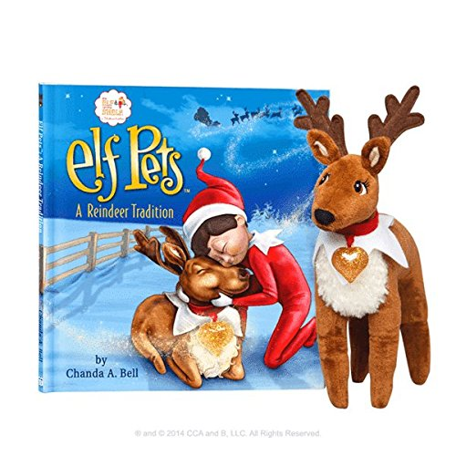The Elf on the Shelf Elf Pets®: A Reindeer Tradition | Toys, Ideas, Props and Accessories from Official Santa Amazon Store